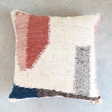 Minna Formas II Wool Pillow