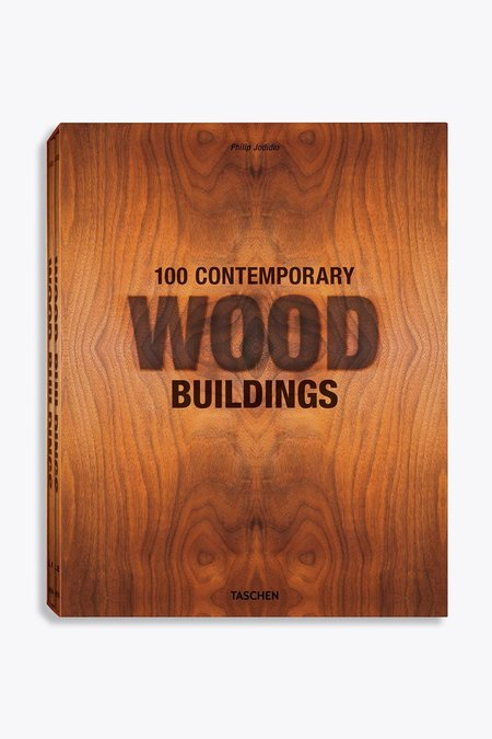 Taschen 100 Contemporary wood buildings hardcover