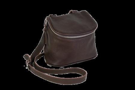 Clyde Camera Bag in Espresso Leather