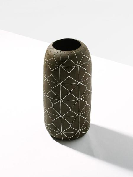 Workaday Handmade Dark Maurice Vase