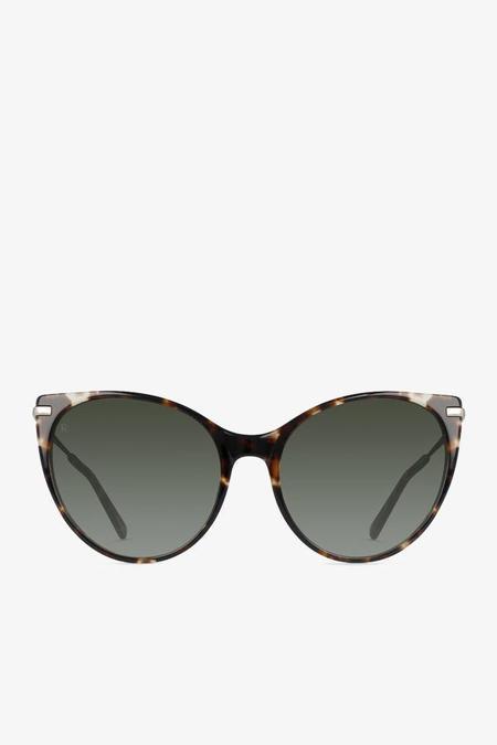Raen Optics Birch sunglasses in brindle tortoise