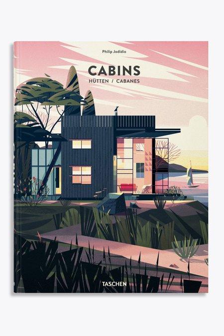 Taschen Cabins hardcover
