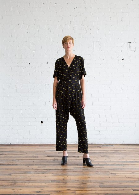 Rachel Comey Dispatch Jumpsuit - Black