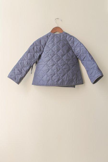Kids Boy+Girl Kimono Jacket - navy puff