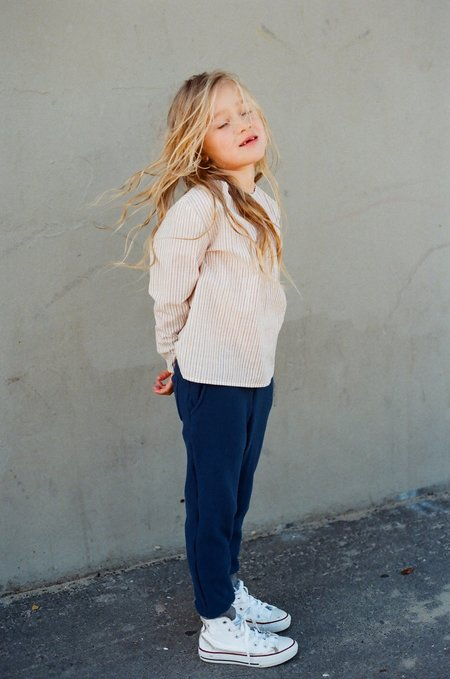 Kid's Shopboyandgirl Lounge Pant in Navy