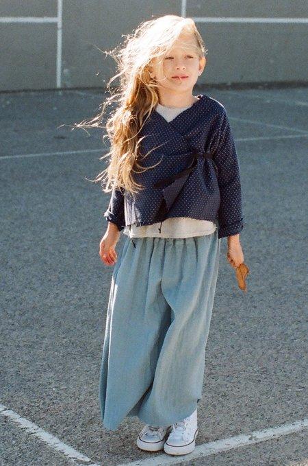 Kid's Shopboyandgirl Siena Pant in Azure