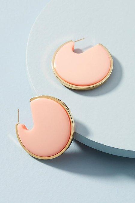 Rachel Comey NINA EARRING PINK
