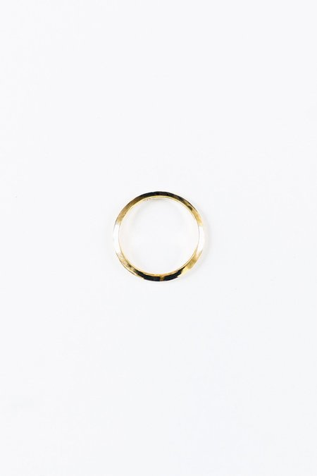 Emi Grannis Knife Ring 14k Yellow Gold