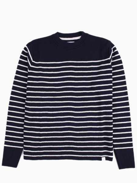 Norse Projects Verner Normandy Navy/Ecru