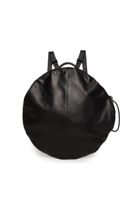 Cote & Ciel Moselle Alias Cowhide Leather Backpack