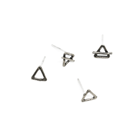 Element Studs // Set of 4