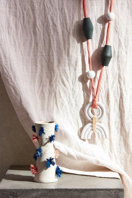 Gamma Folk Iro Wall Necklace