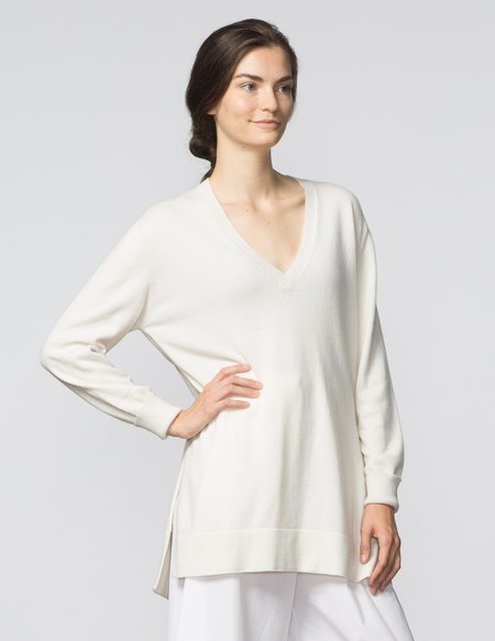 SBJ Austin Cashmere Vneck Sweater