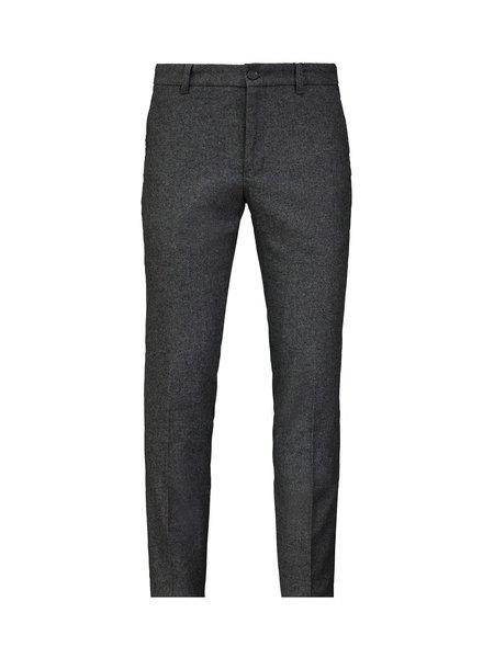 Minimum Nolans Dressed Pant - Grey Melange