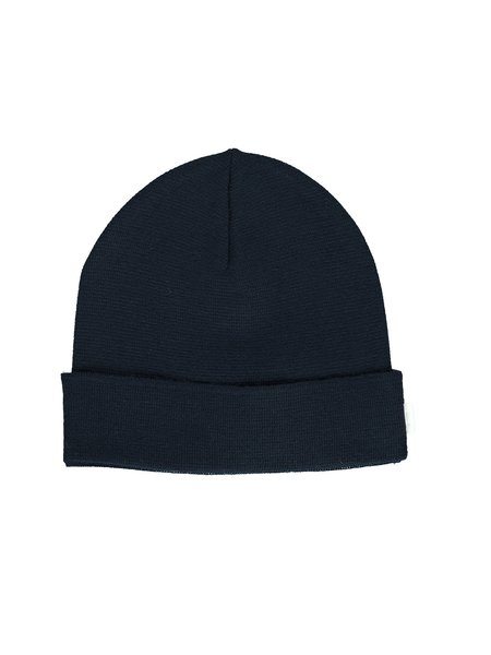 Norse Projects Norse Coolmax® Merino Beanie - Navy