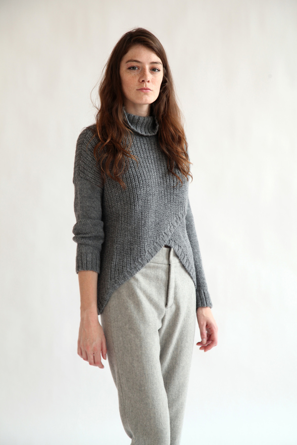 Kordal Owyn Sweater | Gray