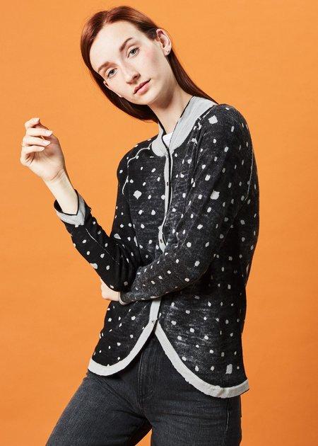 Yoshi Kondo Ully Dot Cardigan