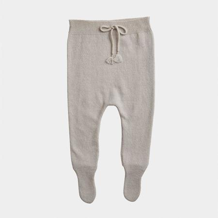 Kid's Belle Enfant Cashmere Footed Legging