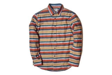 Portuguese Flannel Castro Shirt
