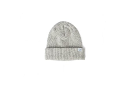 Norse Projects NORSE BEANIE - GREY MELANGE