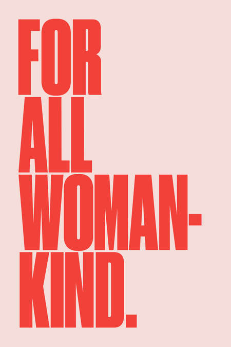 For All Womankind For All Womankind Poster