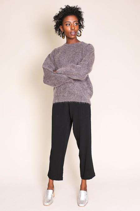 Sayaka Davis Cocoon Sweater in Musk