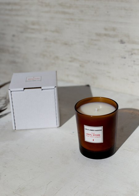 Lola James Harper The Vinyl Store Rue des Dames Scented Candle