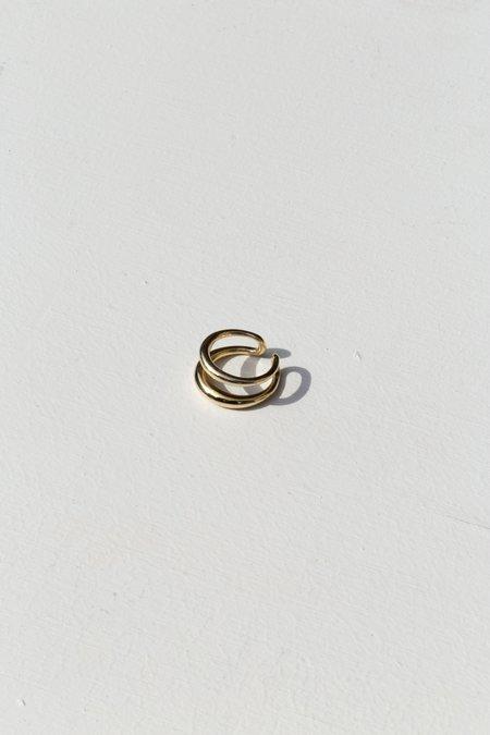Gabriela Artigas Twin Tusk Ring