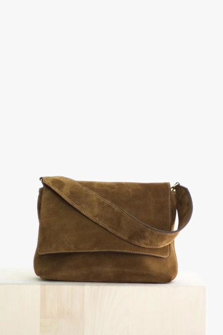 Ceri Hoover Kennon Bag in Walnut
