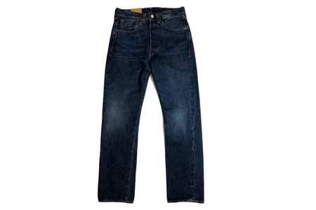 Levi's Vintage Clothing 1947 501 Jean Dark Trails