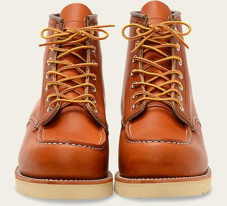 Red Wing Shoes - 6 Inch Classic Moc