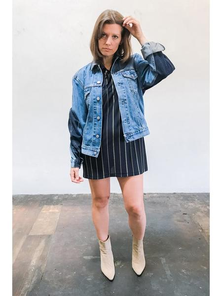 Bless Jeansjacket, Lightblue/Blue