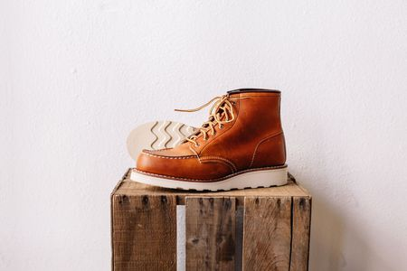 "Red Wing Shoes 6"" Moc No. 3375"