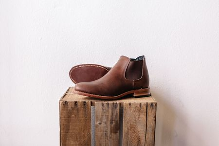 Red Wing Carol No.3462