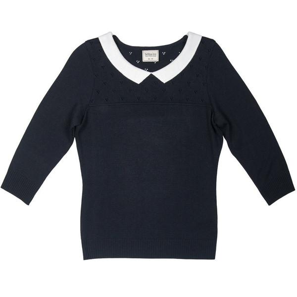 Betina Lou Agatha Sweater in Black