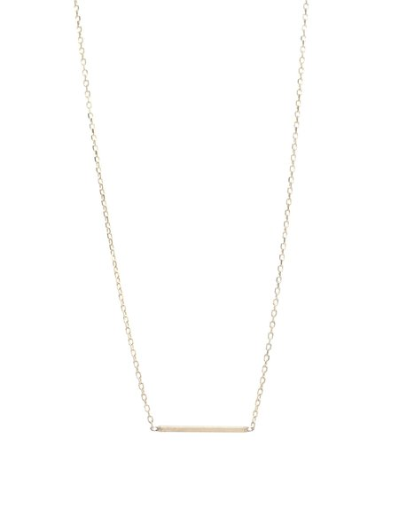 IGWT Rubik Necklace - Gold