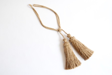 the MARQUET Double Hanging Tassel