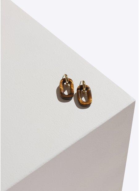 Pamela Love Stone Beaumont Earrings