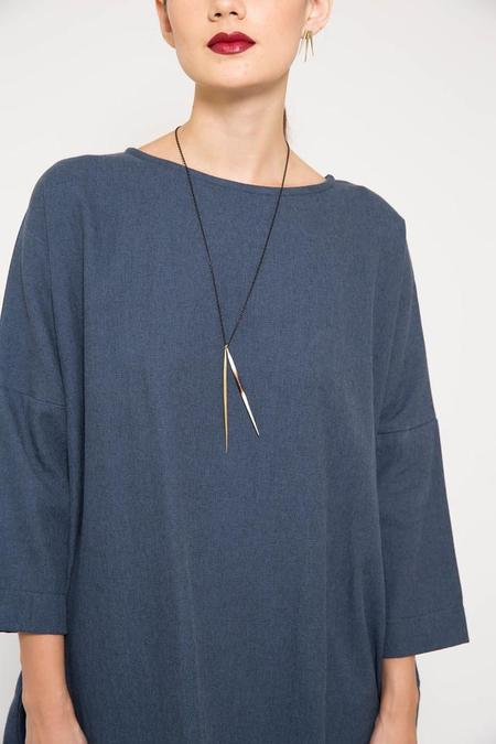 K/ller Double Quill Necklace