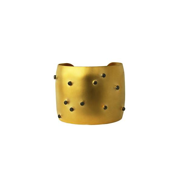 SíSí Design Gold Constellation Cuff