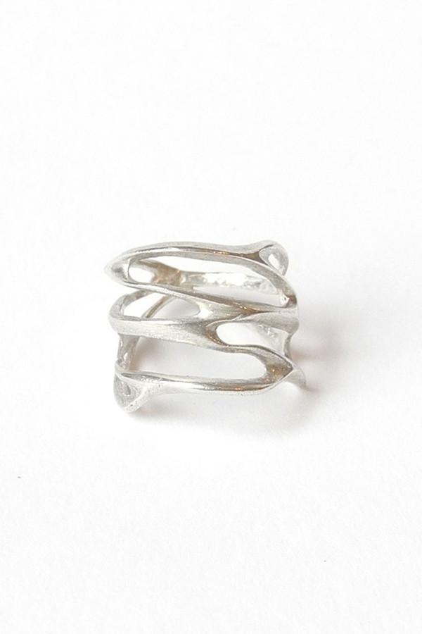 Renee Frances Jewelry Swirl Ring