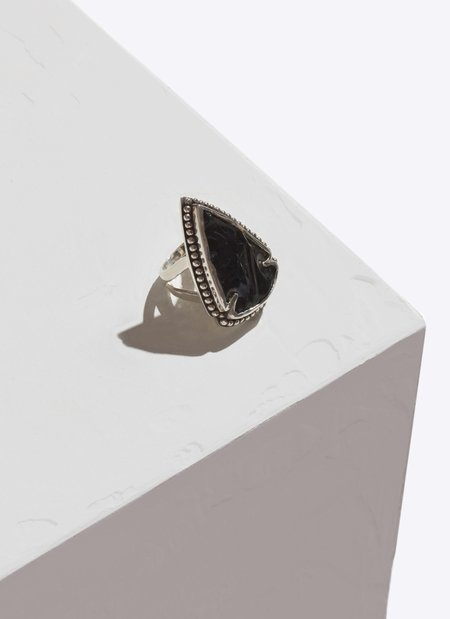 Pamela Love Large Arrowhead Ring