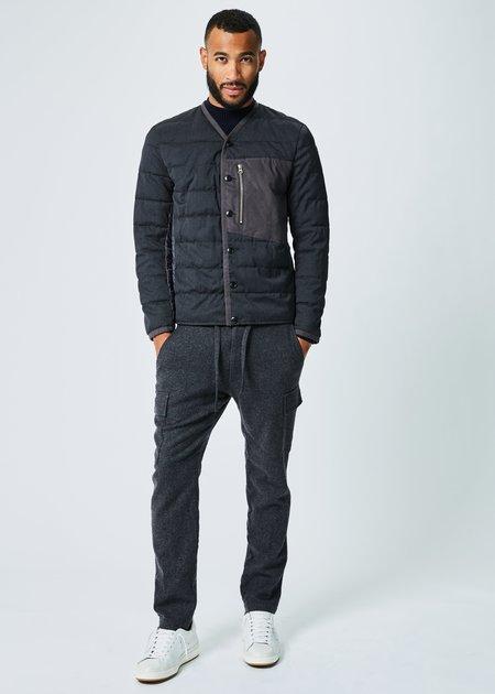 Sage de Cret Quilted Liner Jacket