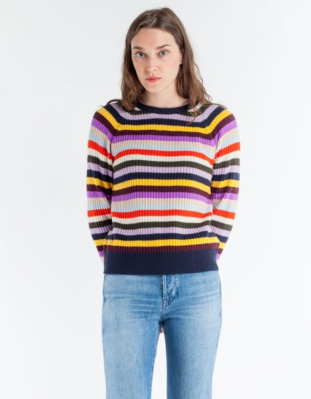 Ganni Mercer Multicolour Pullover