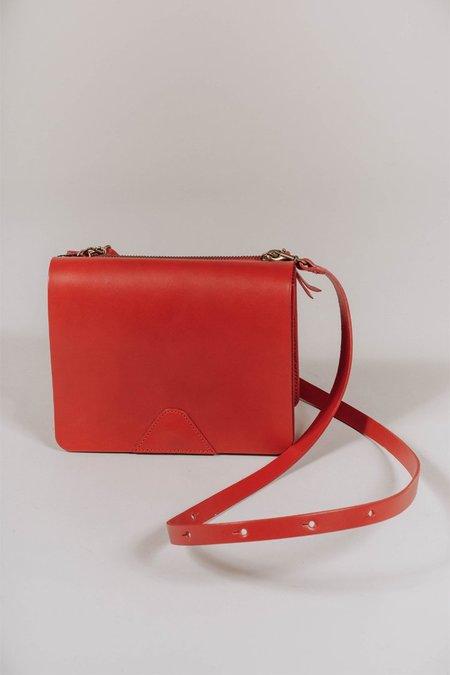 Vereverto Recro Bag in Cherry