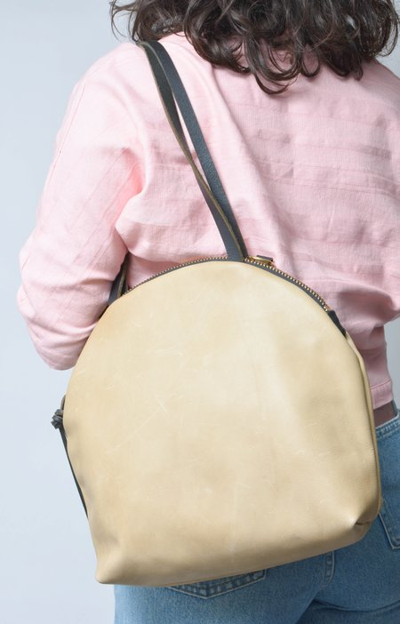 Eleven Thirty Shop Large Anni Shoulder Bag - Camel