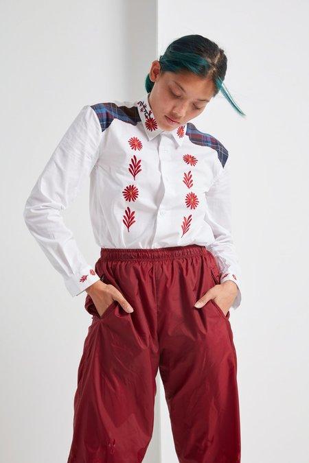 Bruta Thatcher Falling Flowers Shirt