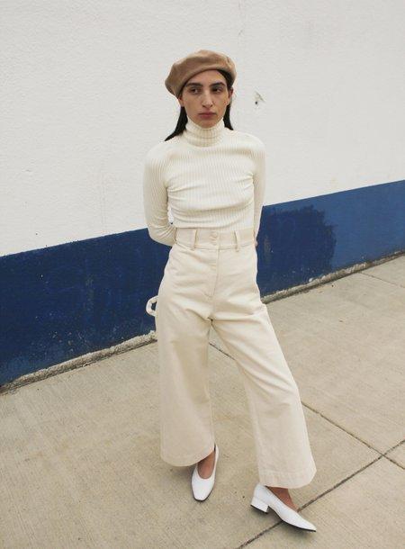 Shaina Mote Utility Pant - natural