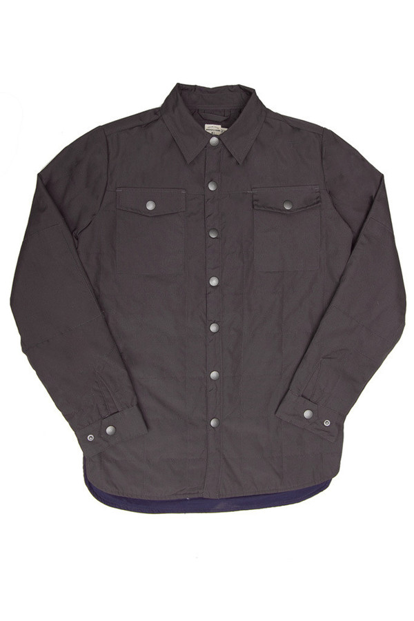 Men's Bridge & Burn Palmer Quilted Jacket