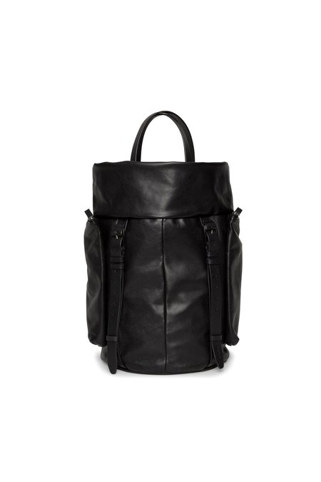 Cote & Ciel Saar M Alias Cowhide Leather Backpack